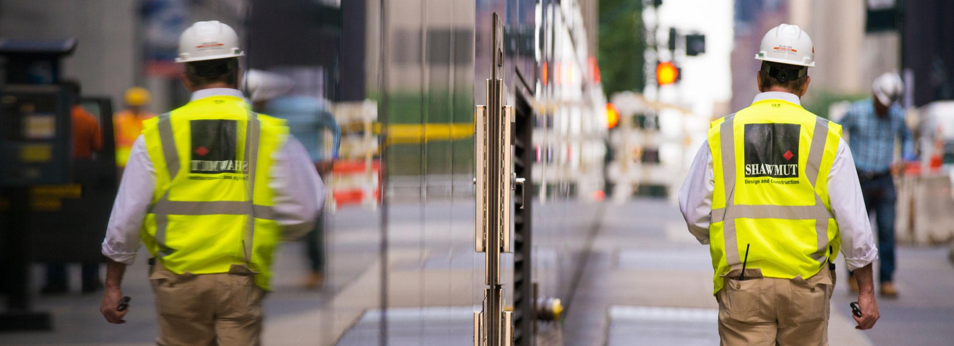 about shawmut construction management company
