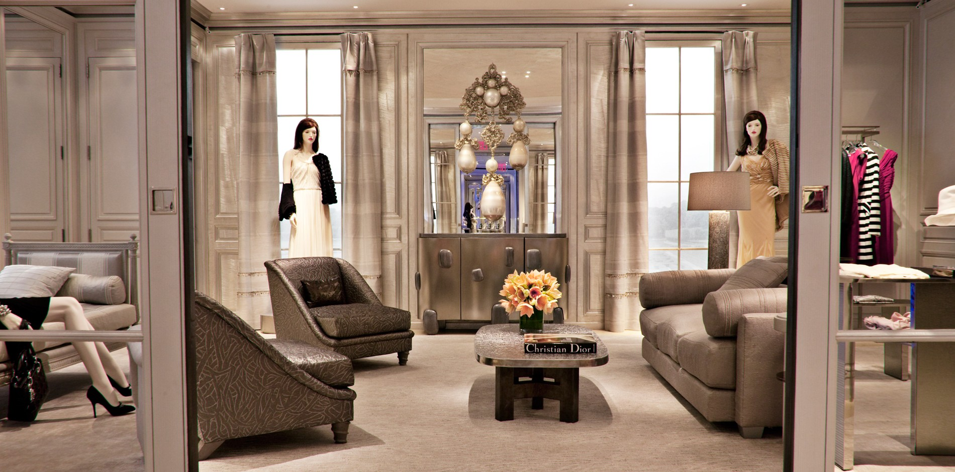 Christian Dior Flagship Store New York City Fit Out