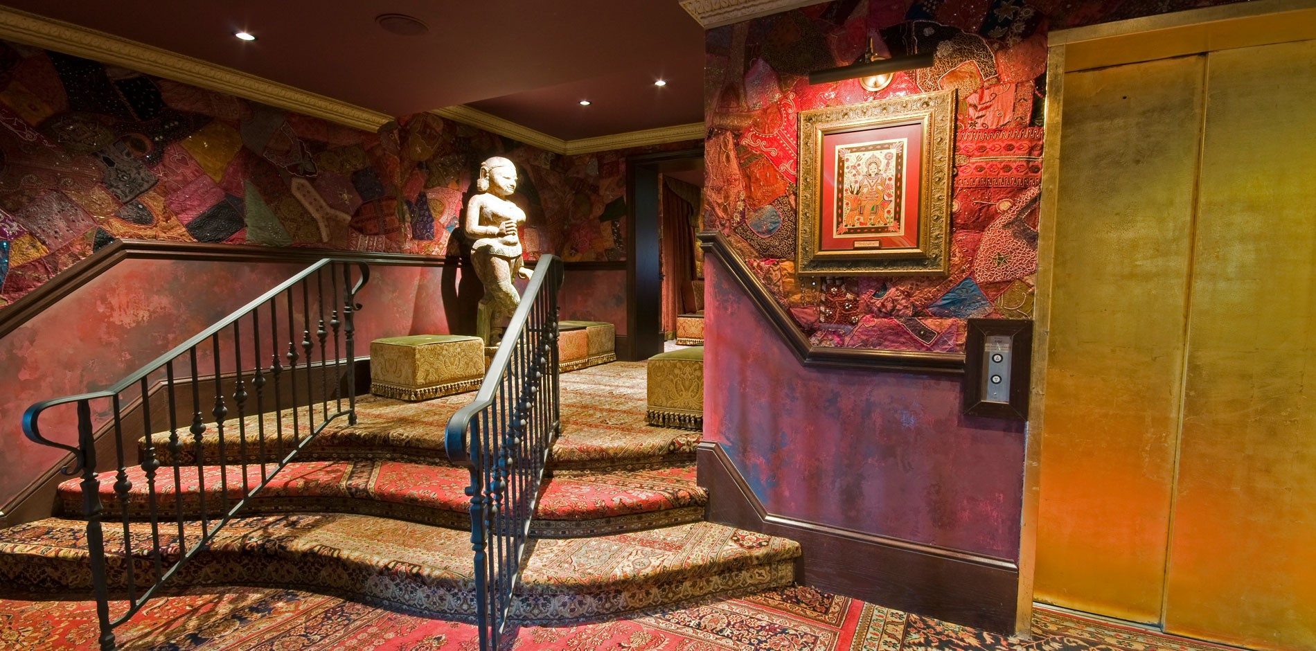 House Of Blues Hollywood Foundation Room