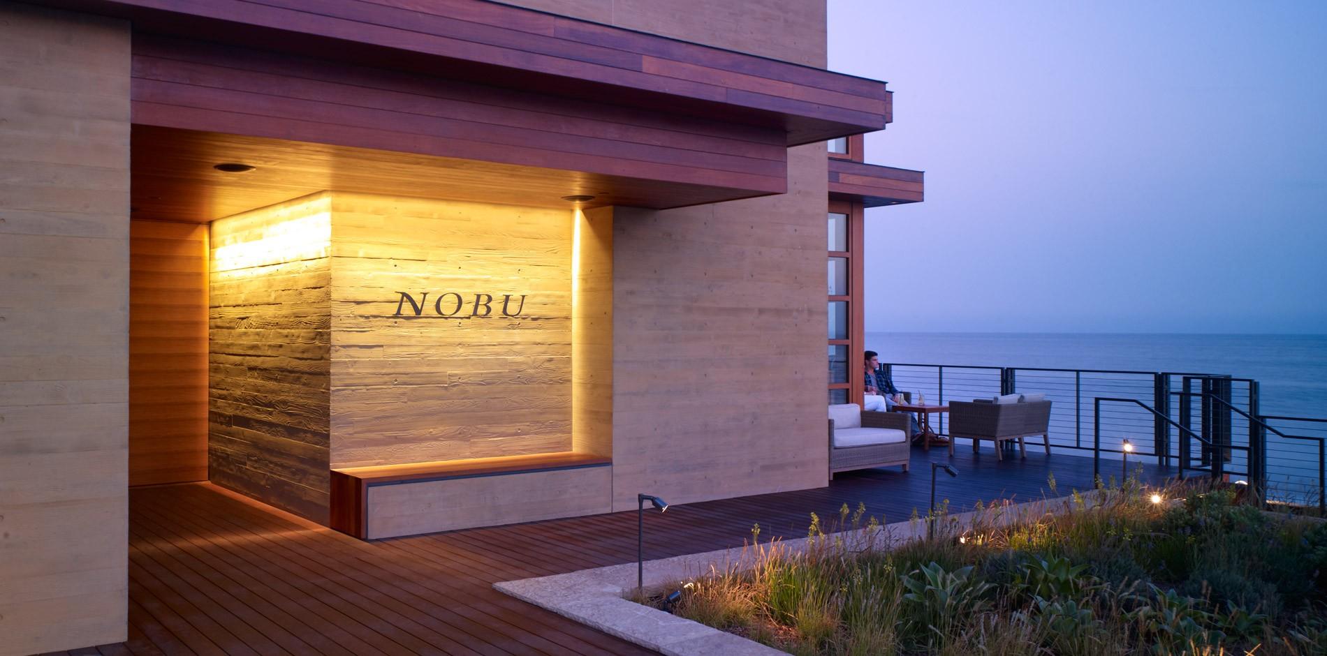 Nobu Malibu Ca Ground Up Construction Management Project