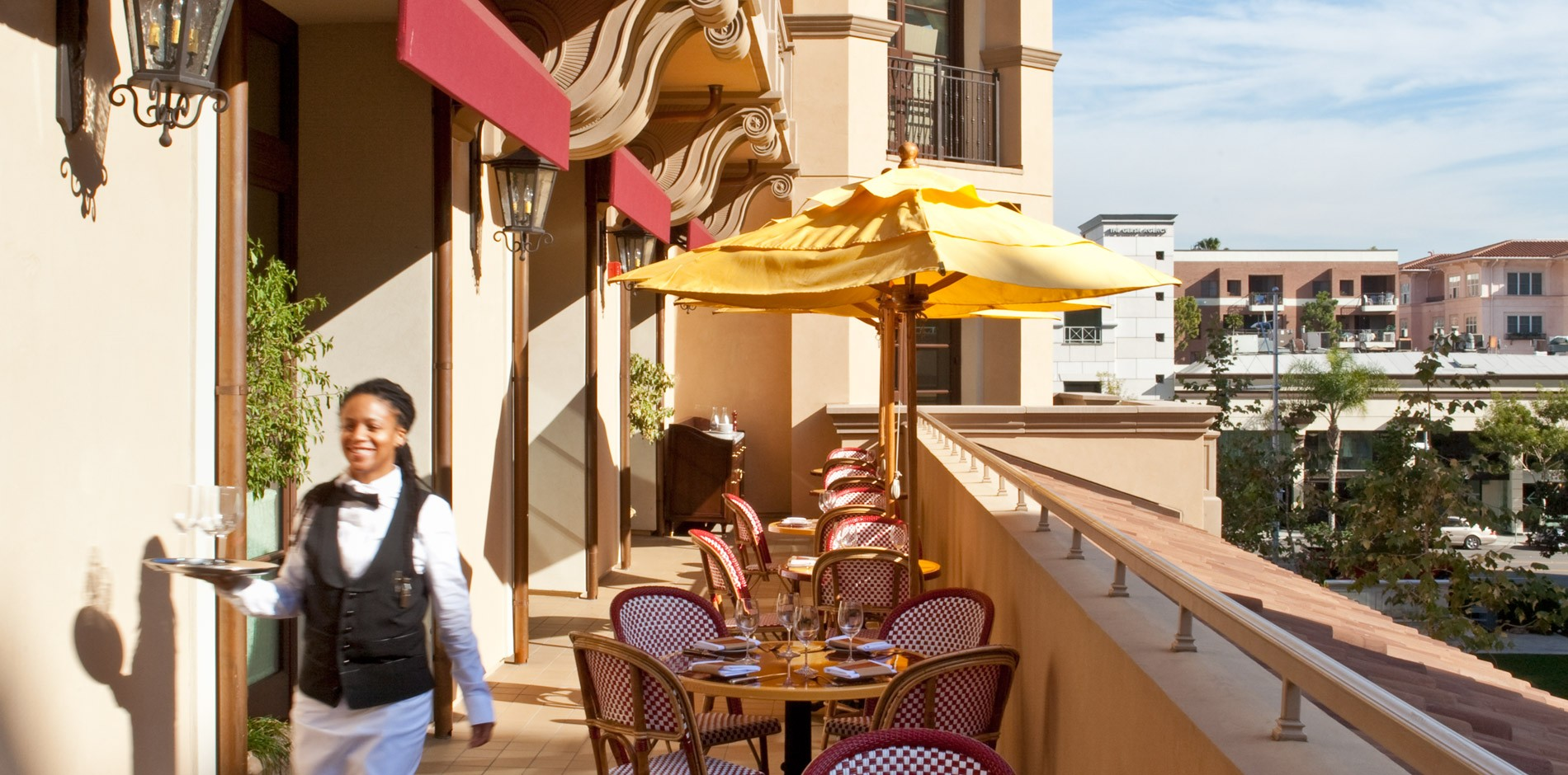 bouchon fine dining beverly hills fit out renovation