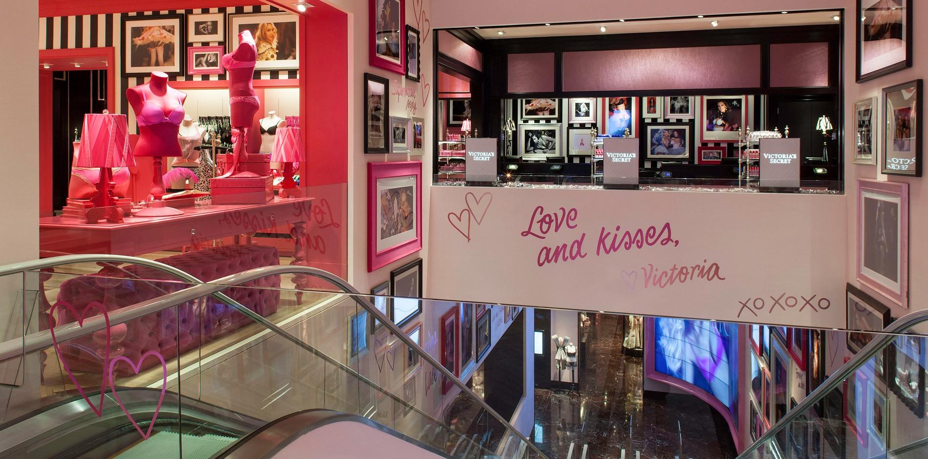 Victoria S Secret New York Flagship Renovation Amp Fit Out