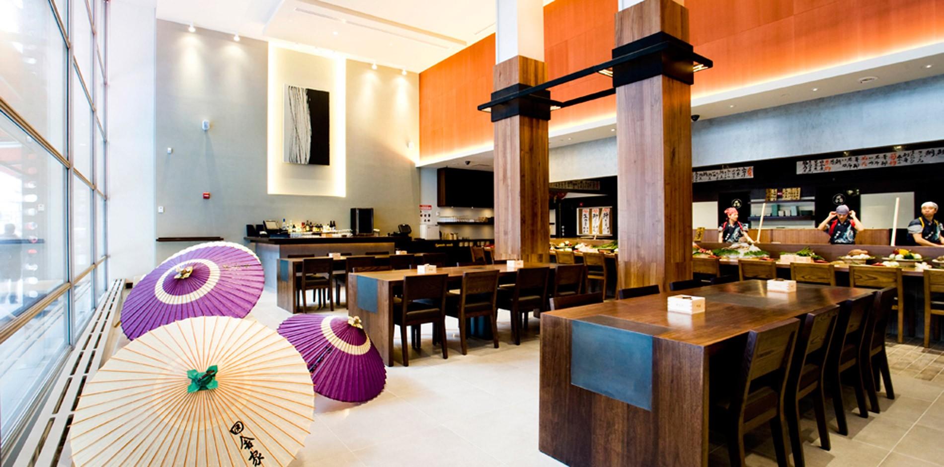 Shawmut for Akira japanese cuisine nyc