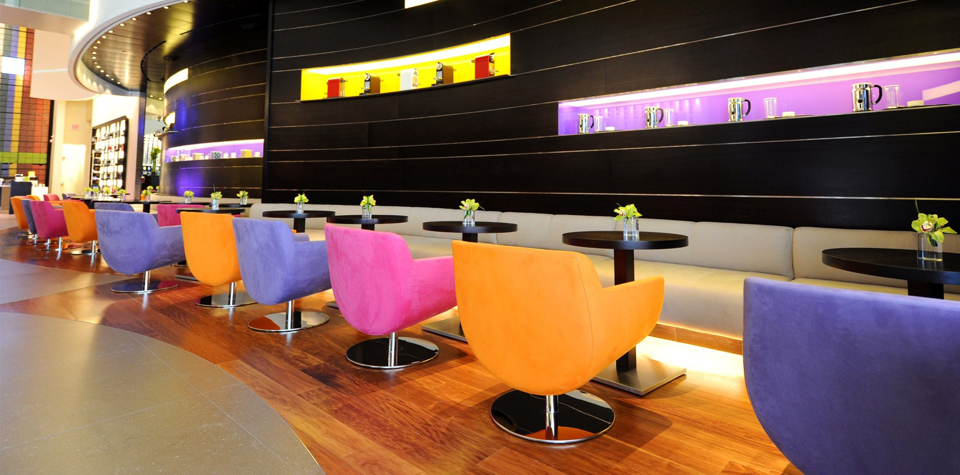 nespresso retail store in miami  fl renovation  u0026 fit