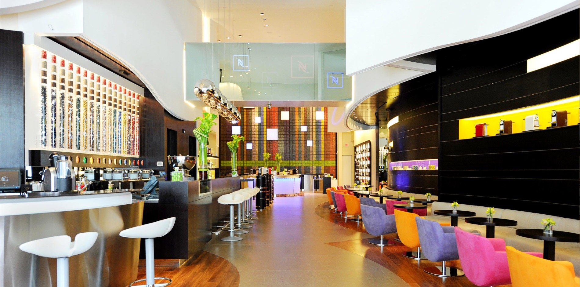 Nespresso Retail Store In Miami Fl Renovation Amp Fit Out