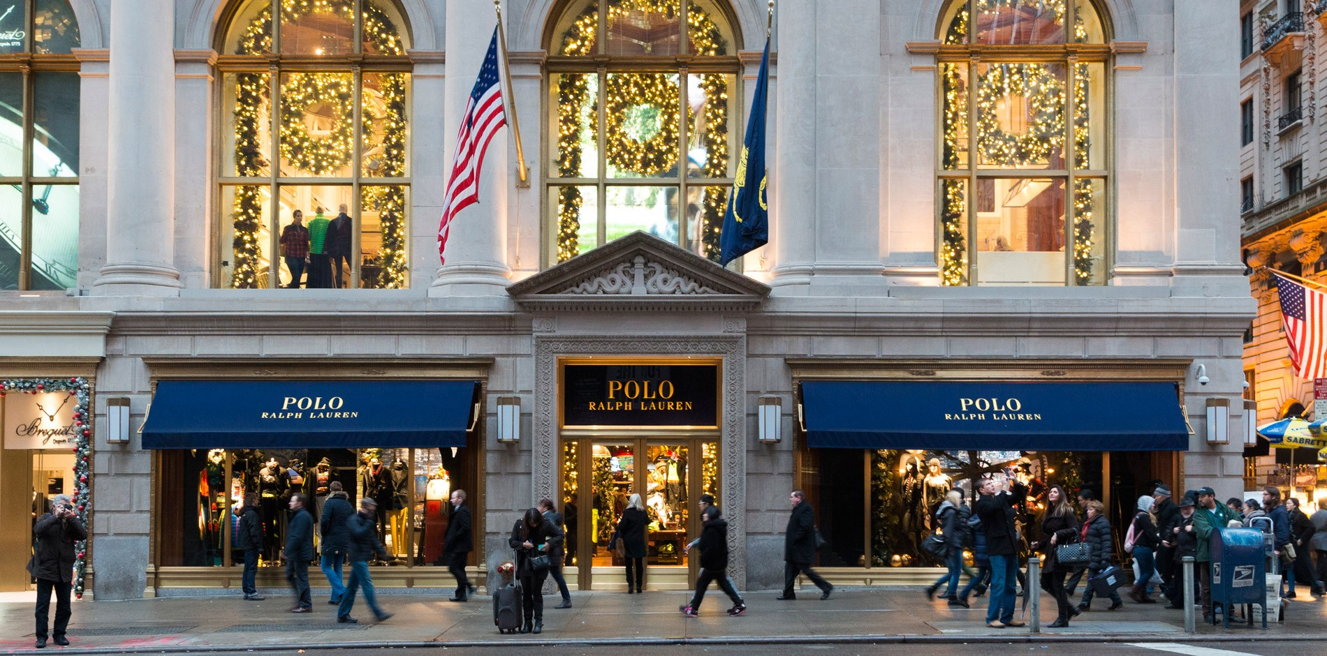 Ralph lauren flagship retail store construction renovation for Ralph lauren flagship store nyc