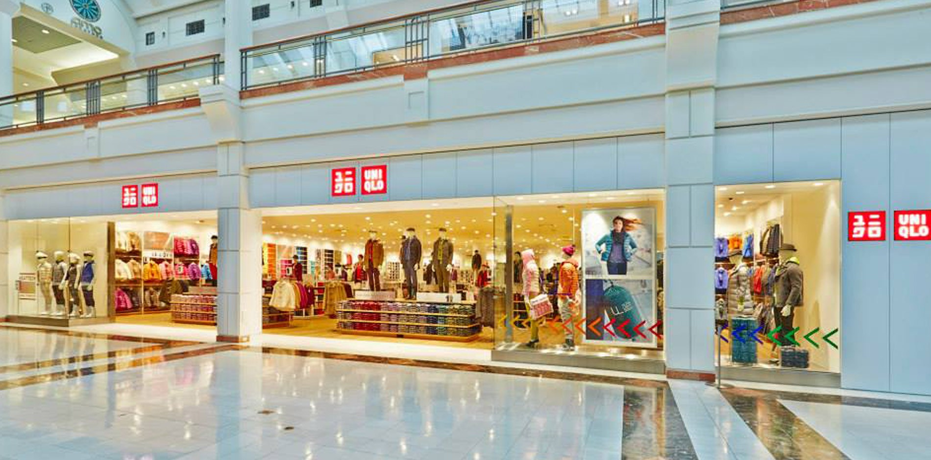 Shopping Valley West Mall 91