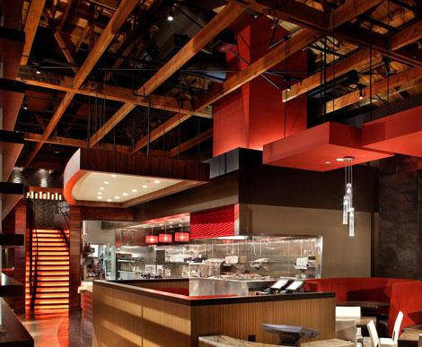 Grand Lux Cafe Kansas City