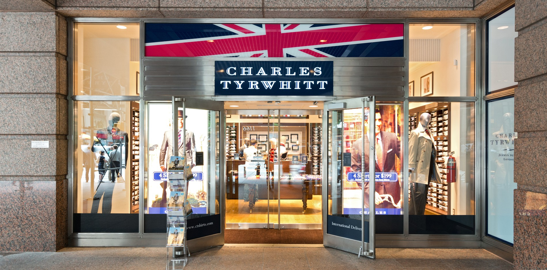 Charles Tyrwhitt Salaries trends. 5 salaries for 1 jobs at Charles Tyrwhitt in New York City. Salaries posted anonymously by Charles Tyrwhitt employees in New York City.