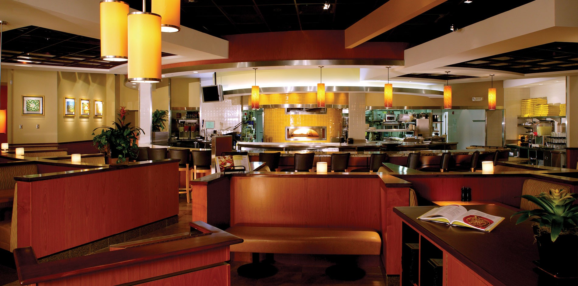 California Pizza Kitchen At University Mall Orem Ut