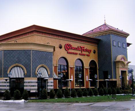 California Pizza Kitchen Galleria Mall Cambridge