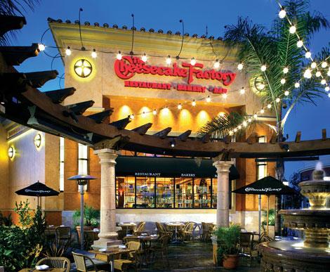 California Pizza Kitchen Town Center Las Vegas