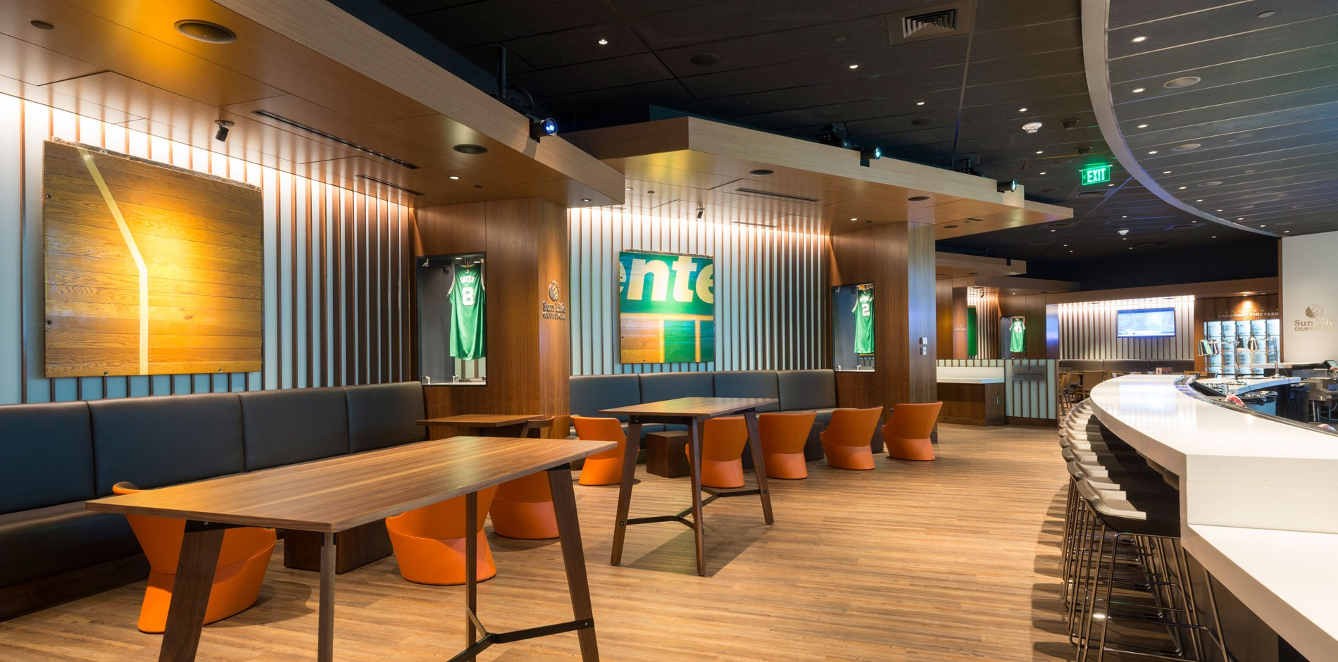Boston Celtics Fan Experience Fit-Out and Renovation Project