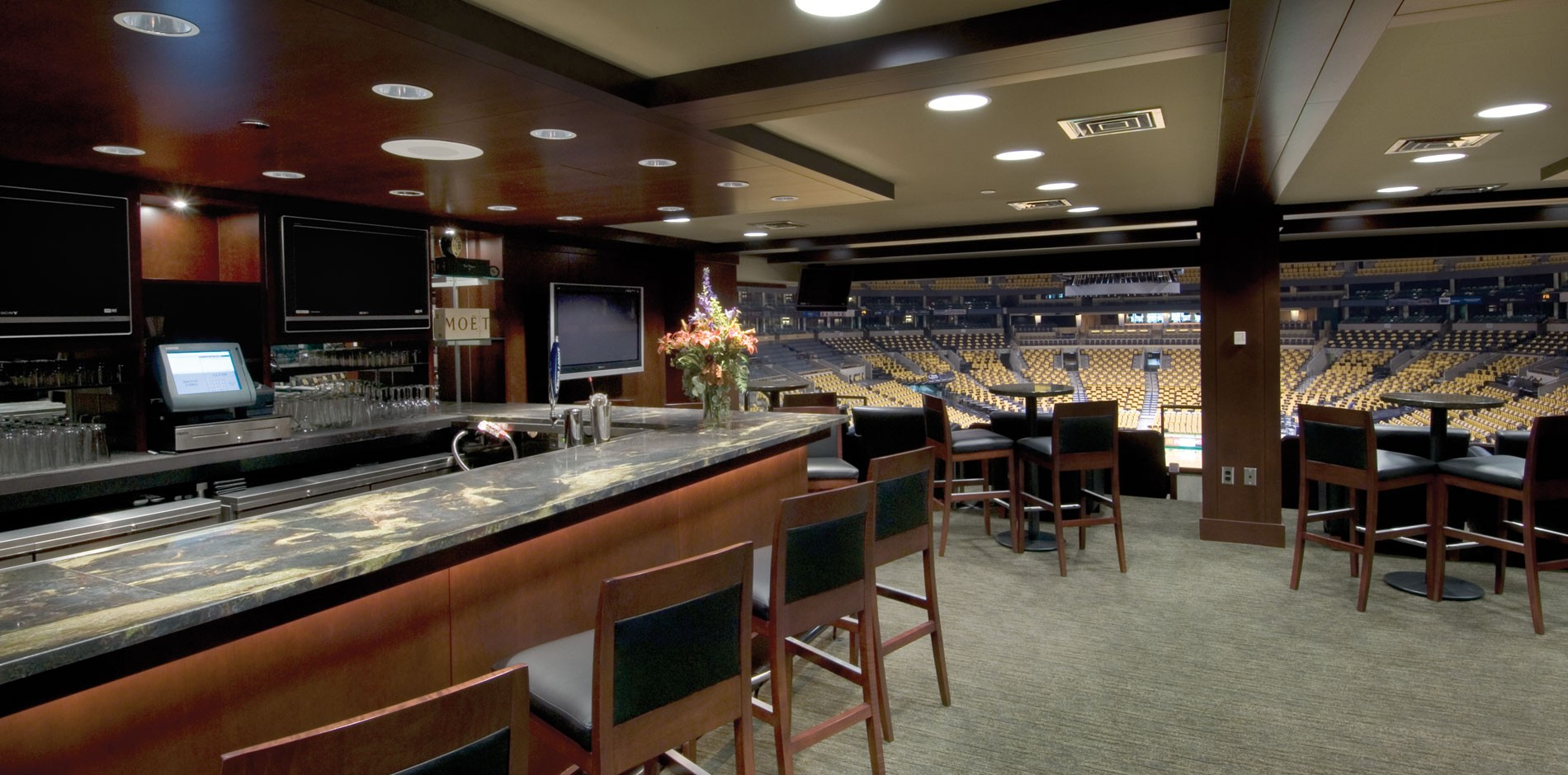Luxury Suites At Td Garden Renovation Amp Fit Out