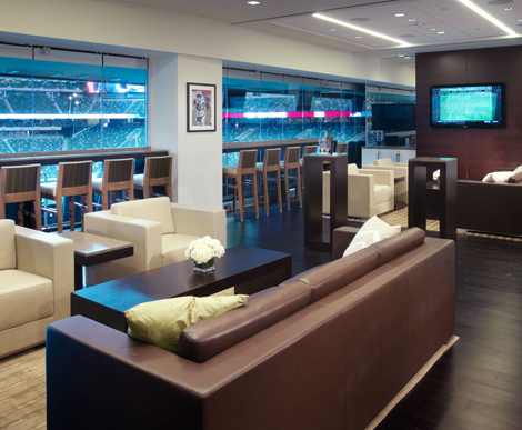 Luxury Suites at MetLife Stadium East Rutherford, NJ
