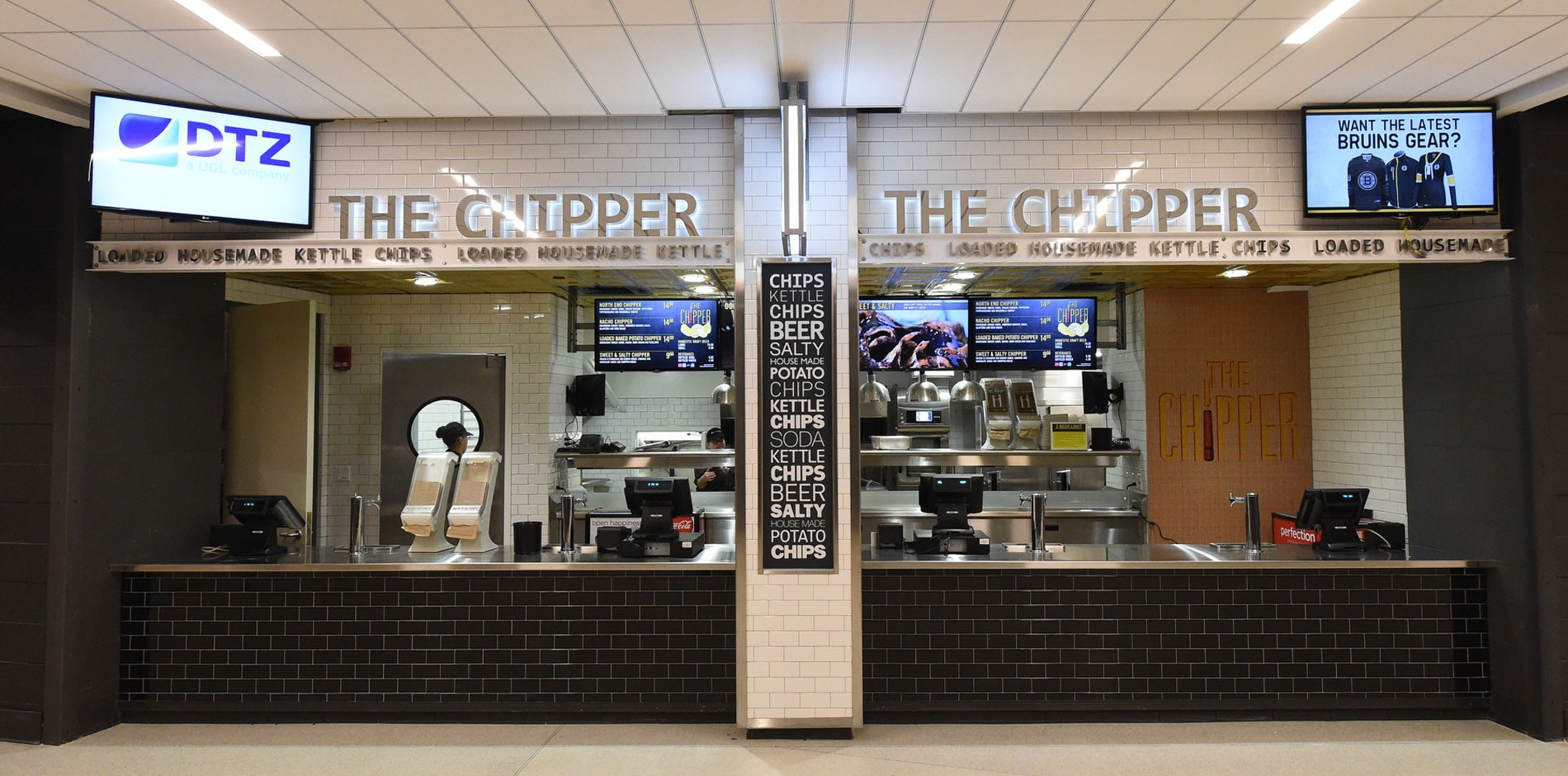 Image result for td garden concessions
