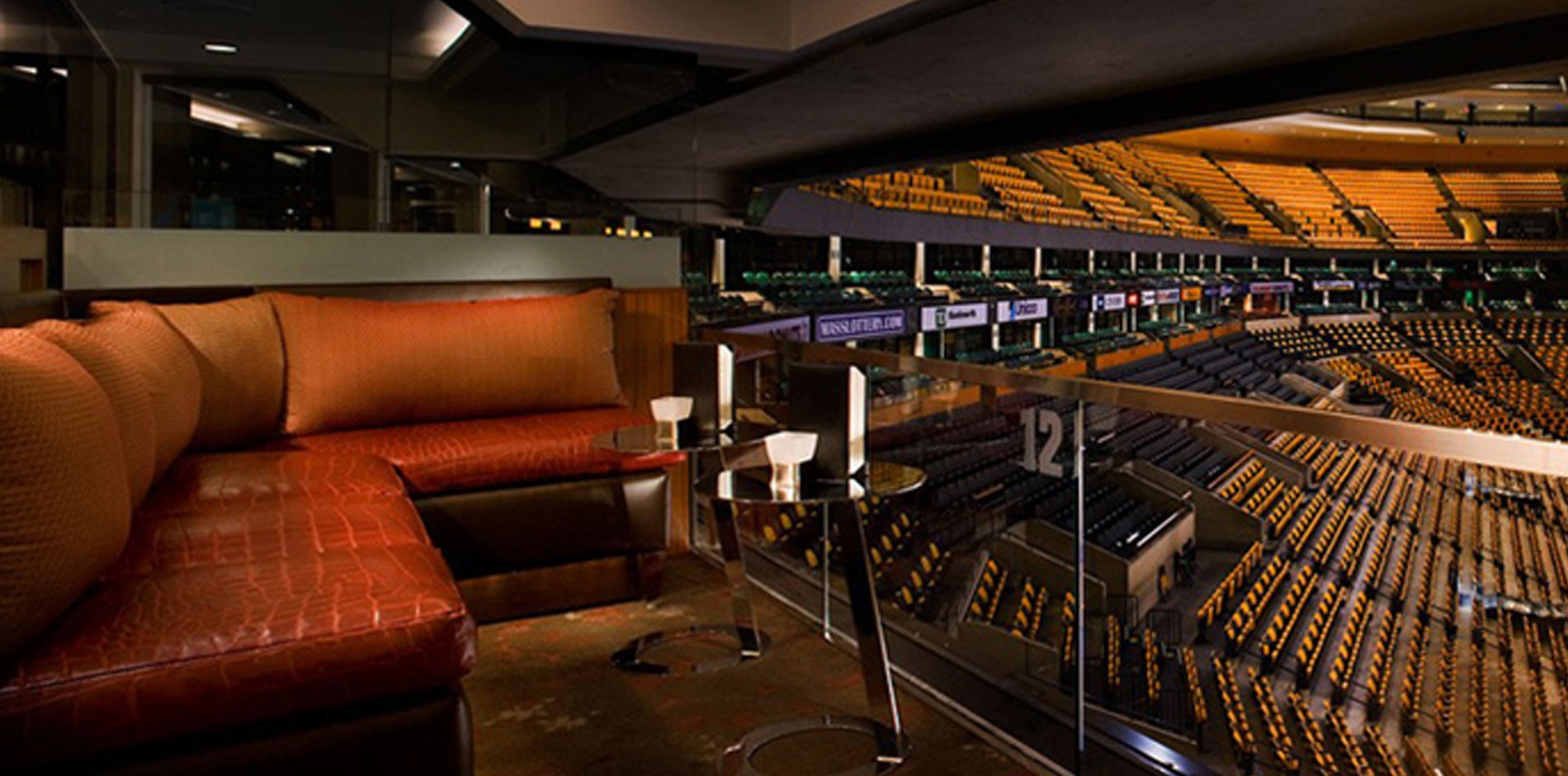 Banners Harbor View Dining at TD Garden Renovation & Fit-Out Project
