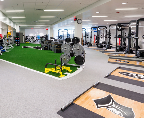 Wellesley College Sport Center 31