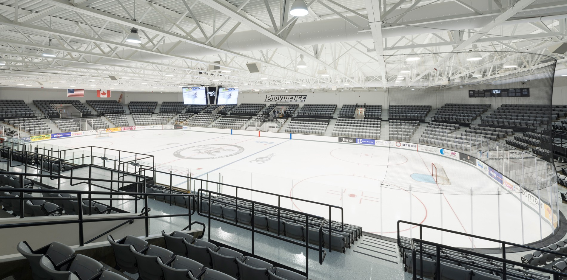 Providence College Schneider Arena Addition Amp Renovation