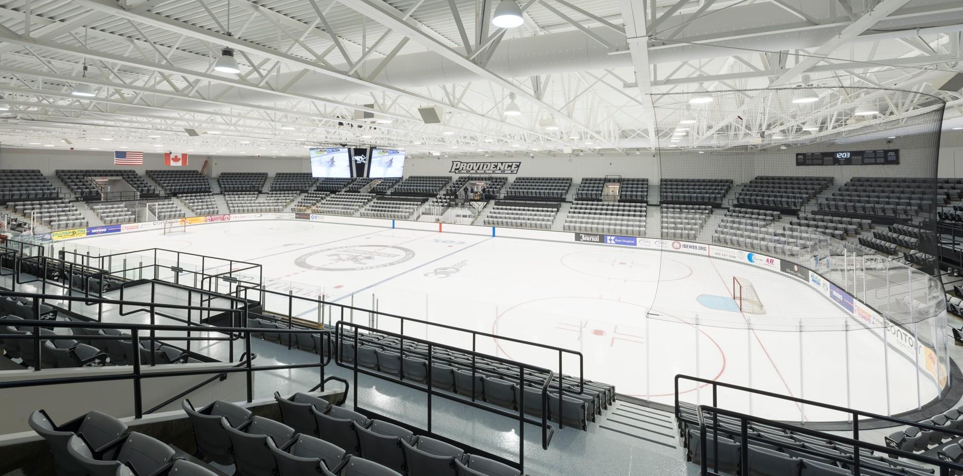 Providence College Schneider Arena Addition Amp Renovation