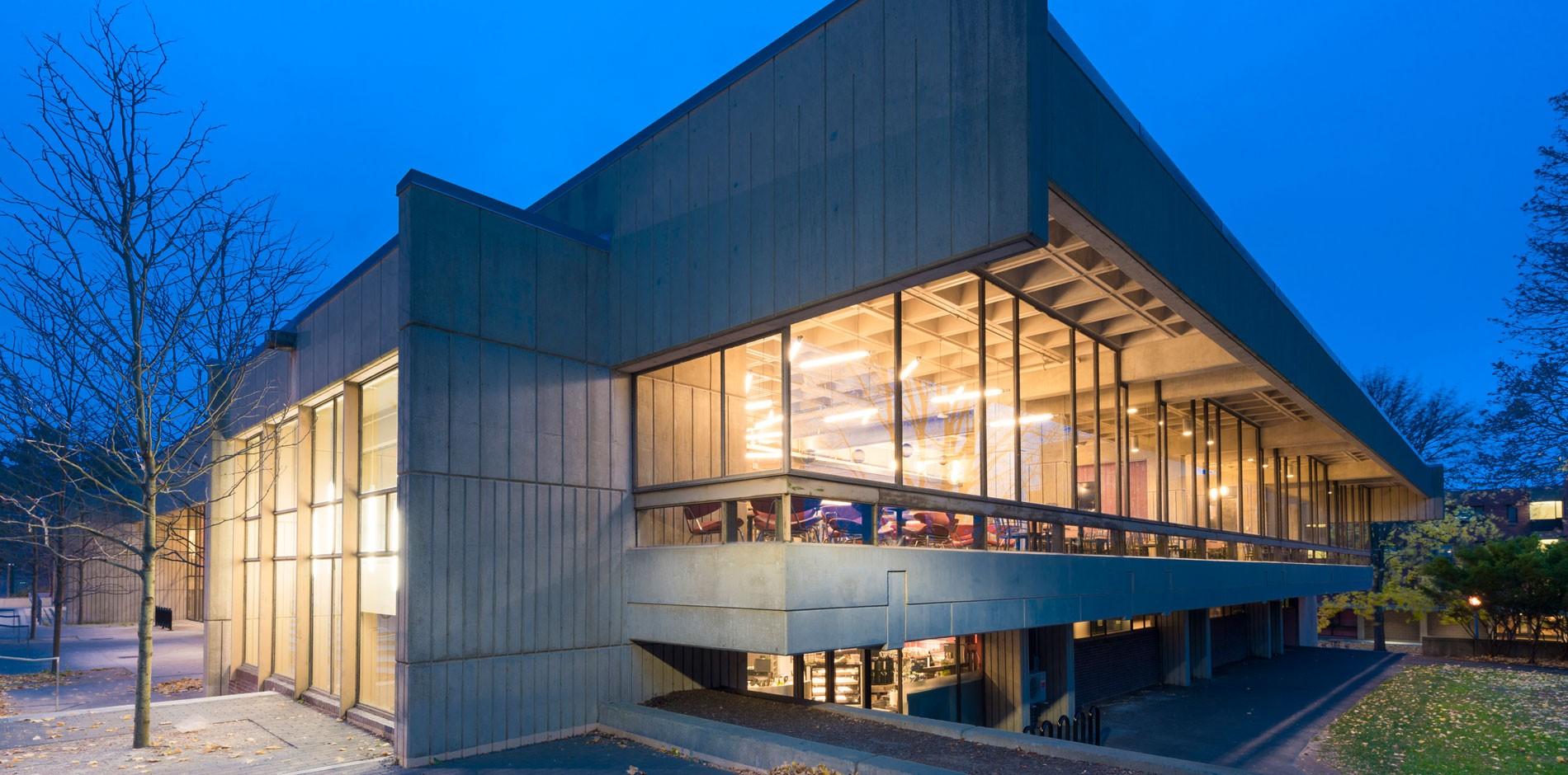 New Design Building Umass Amherst