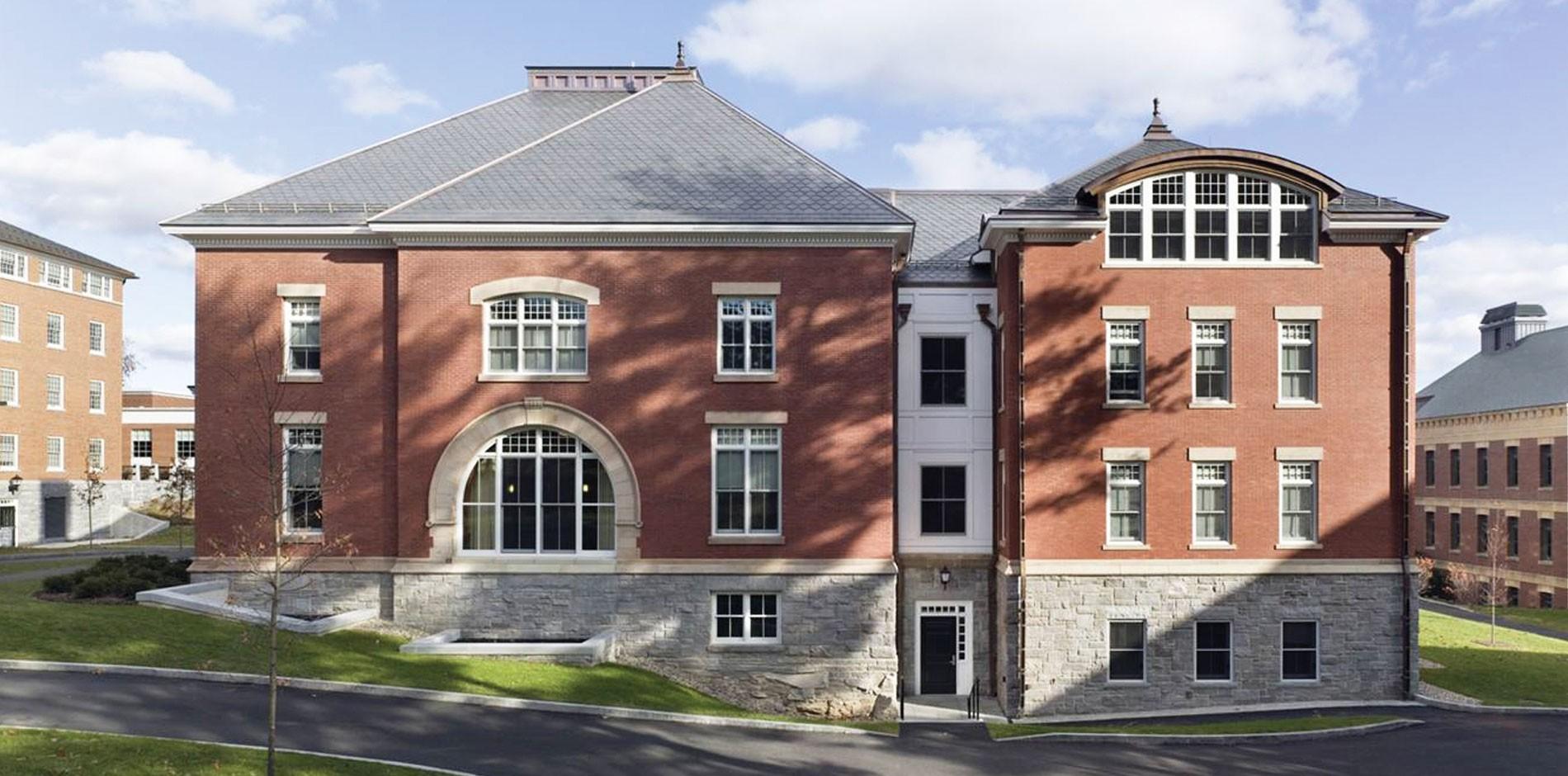 Charles Pratt Hall