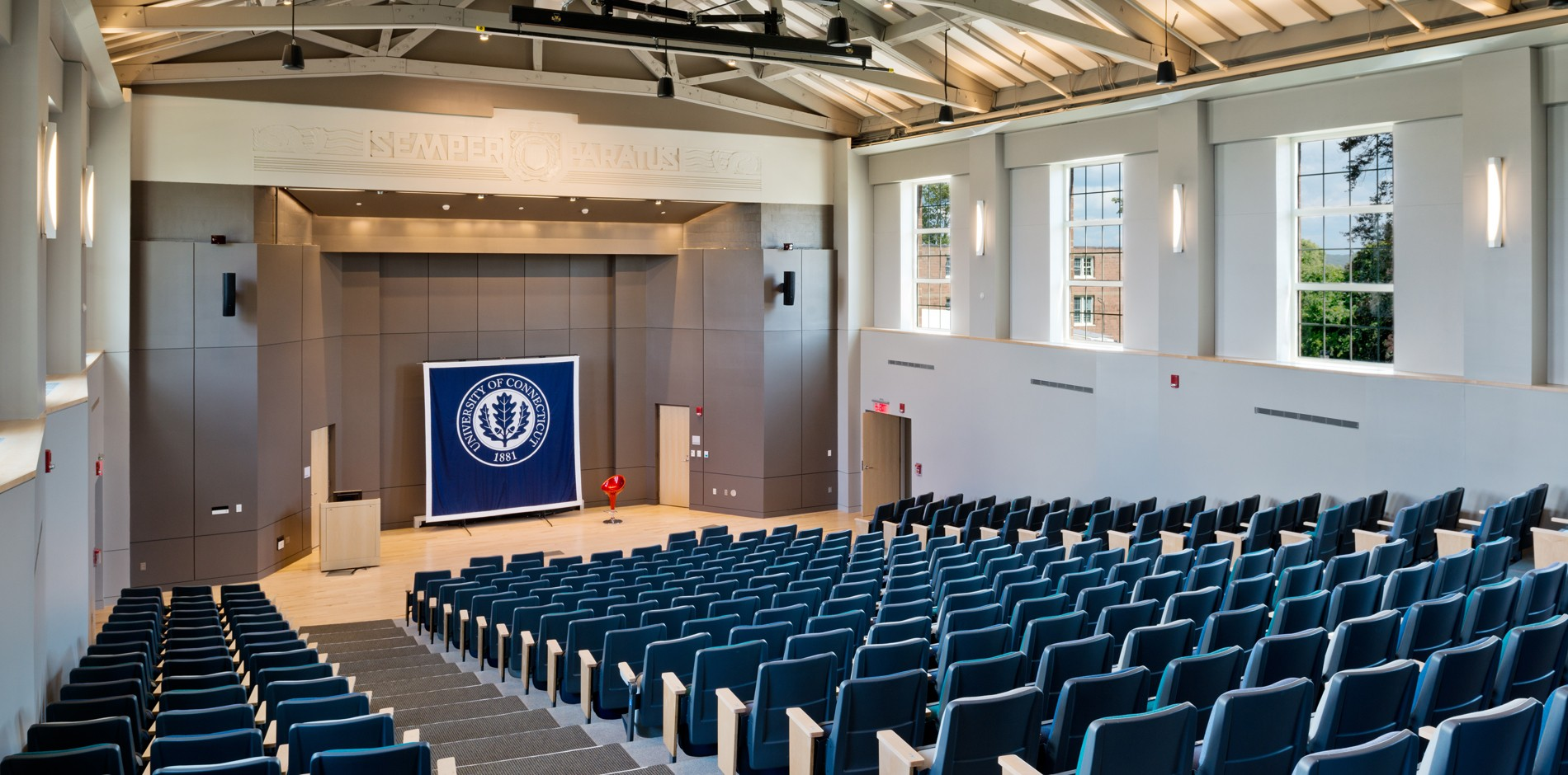 University of Connecticut - Avery Point Campus Center