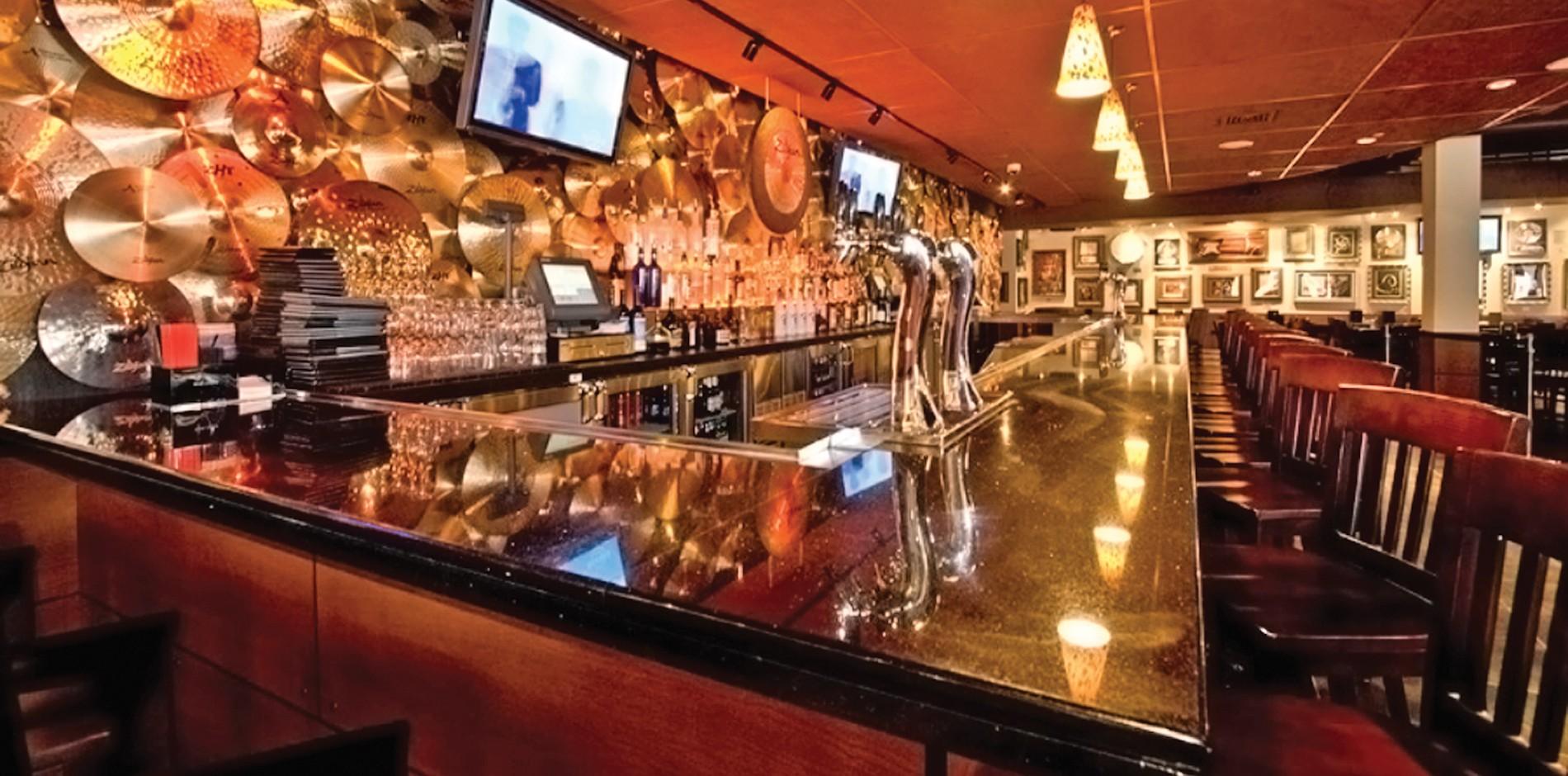 Back Room Bar Hard Rock Cafe