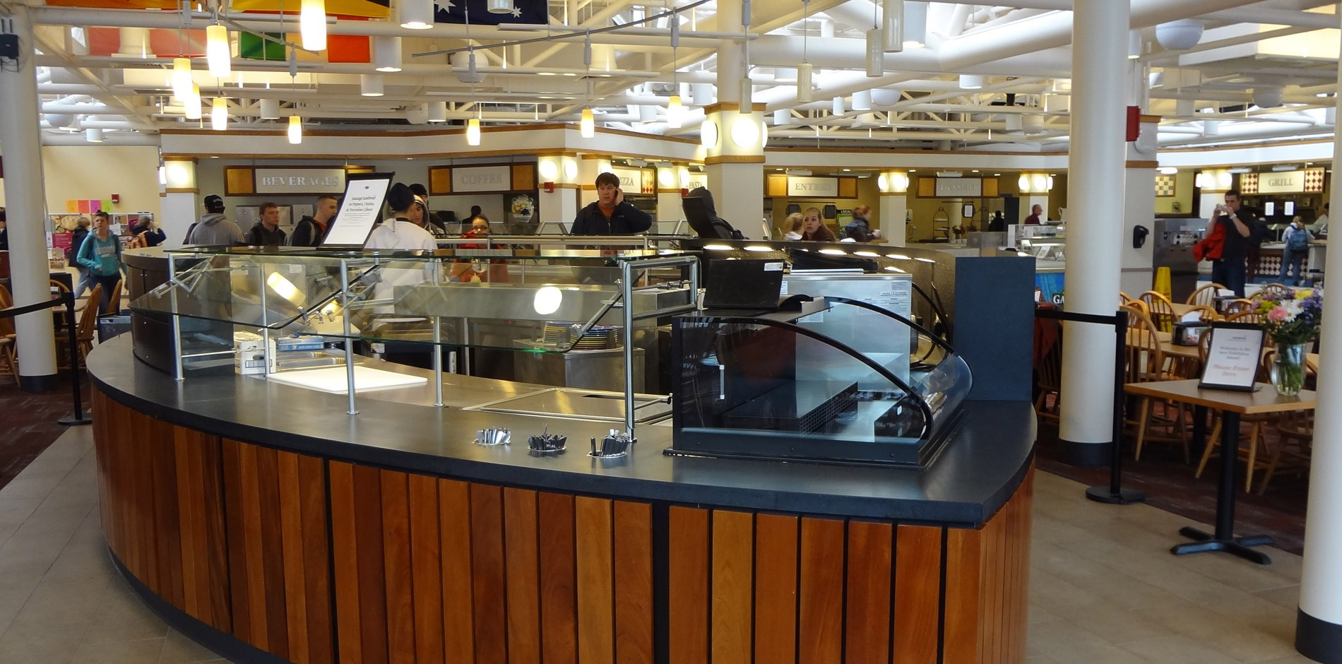 Westfield State University >> Westfield State University Tim And Jeanne S Dining Commons