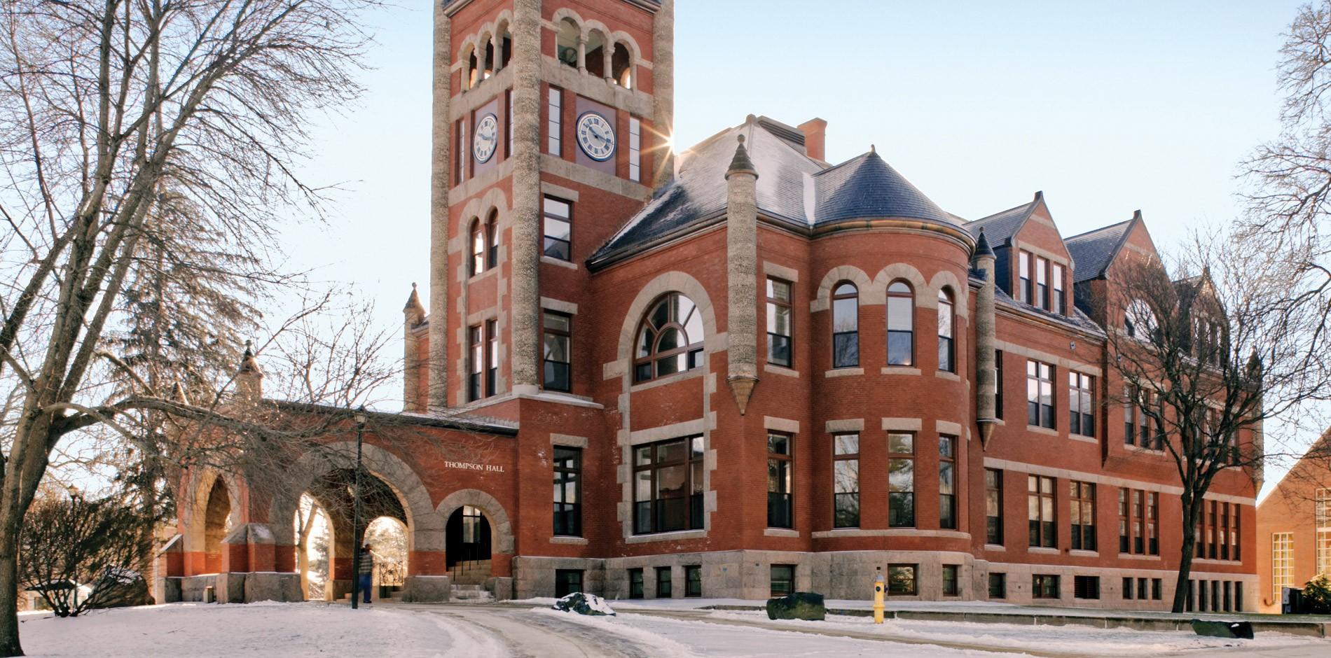 University of New Hampshire Main Campus - Net Price