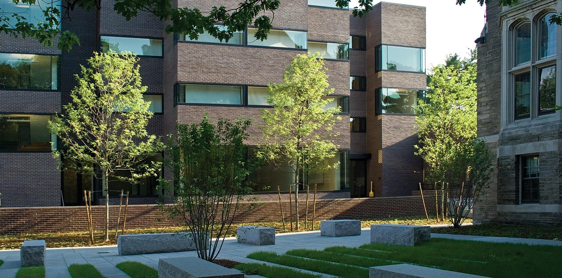 Harvard Divinity School - Rockefeller Hall Renovation  Shawmut