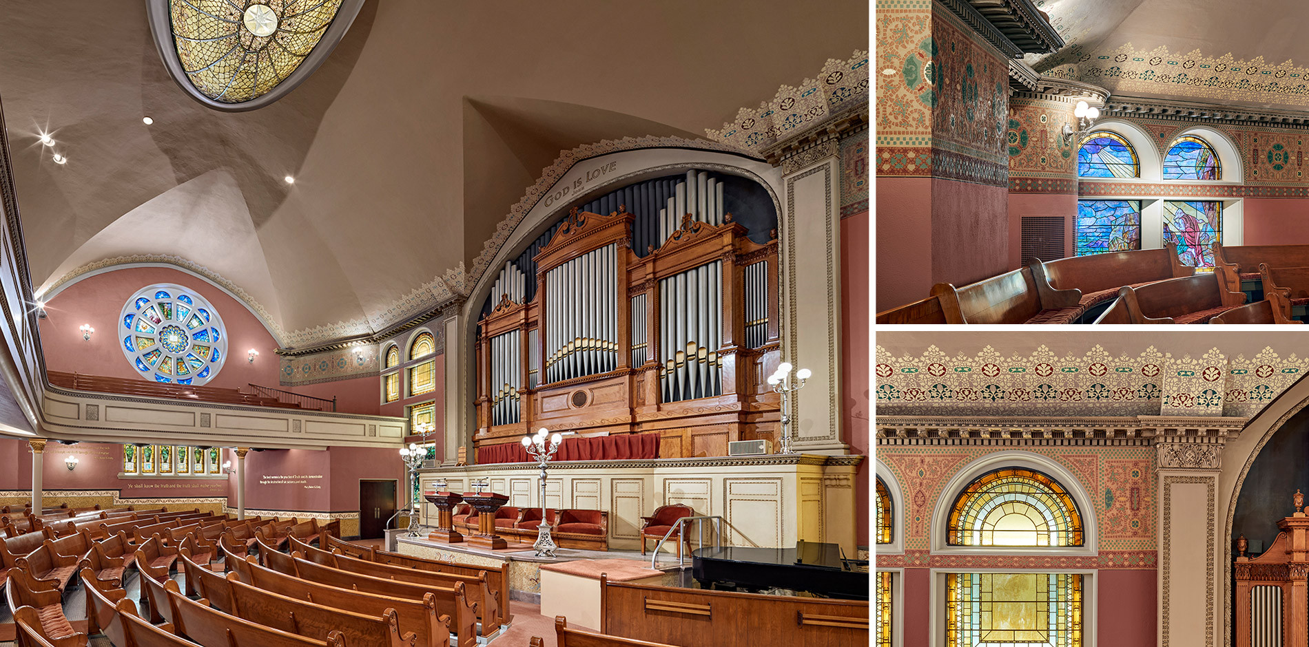 The First Church of Christ, Scientist in Boston Restored