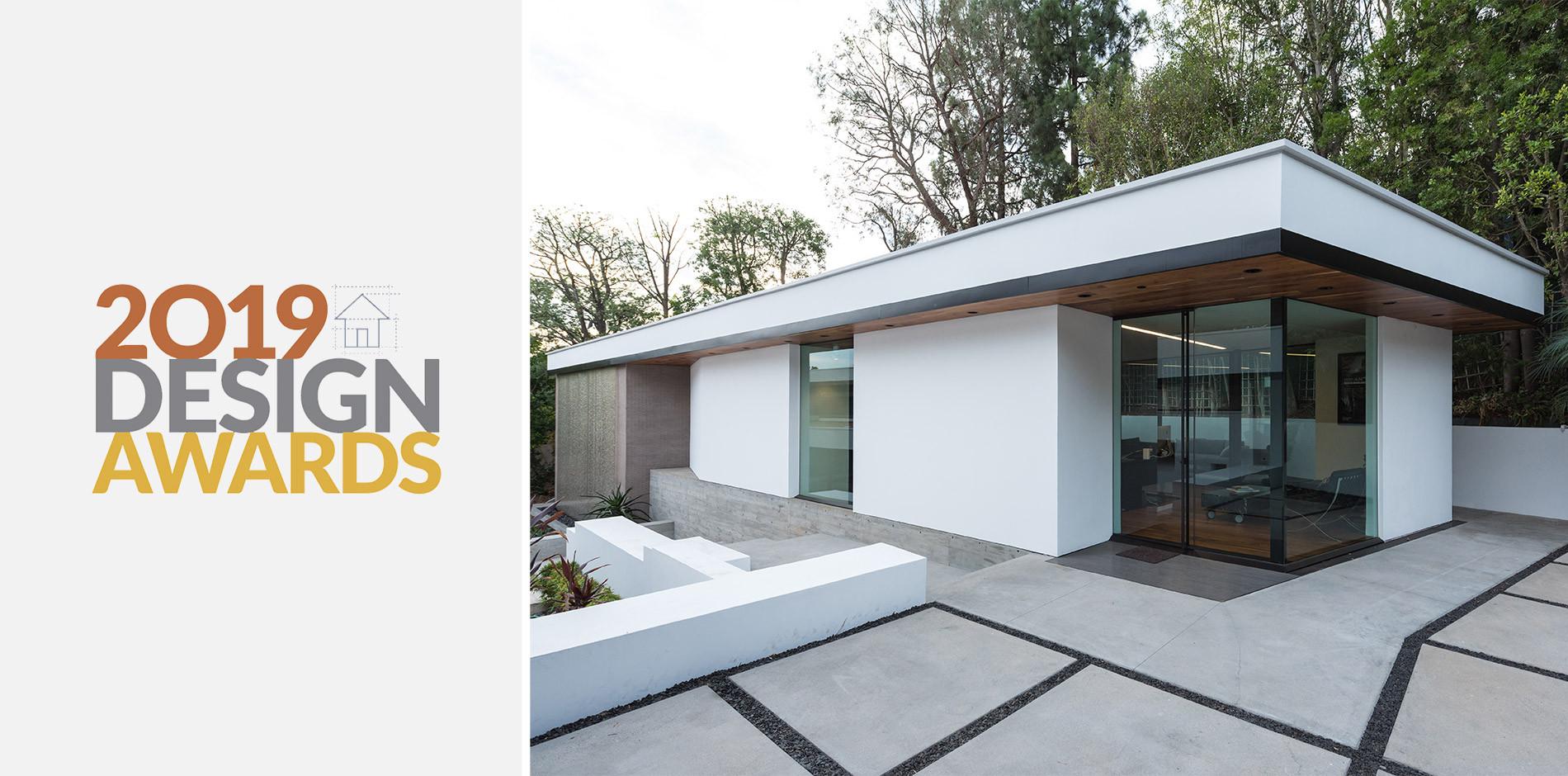 Luxury Homes Project Wins Pro Remodeler Design Award