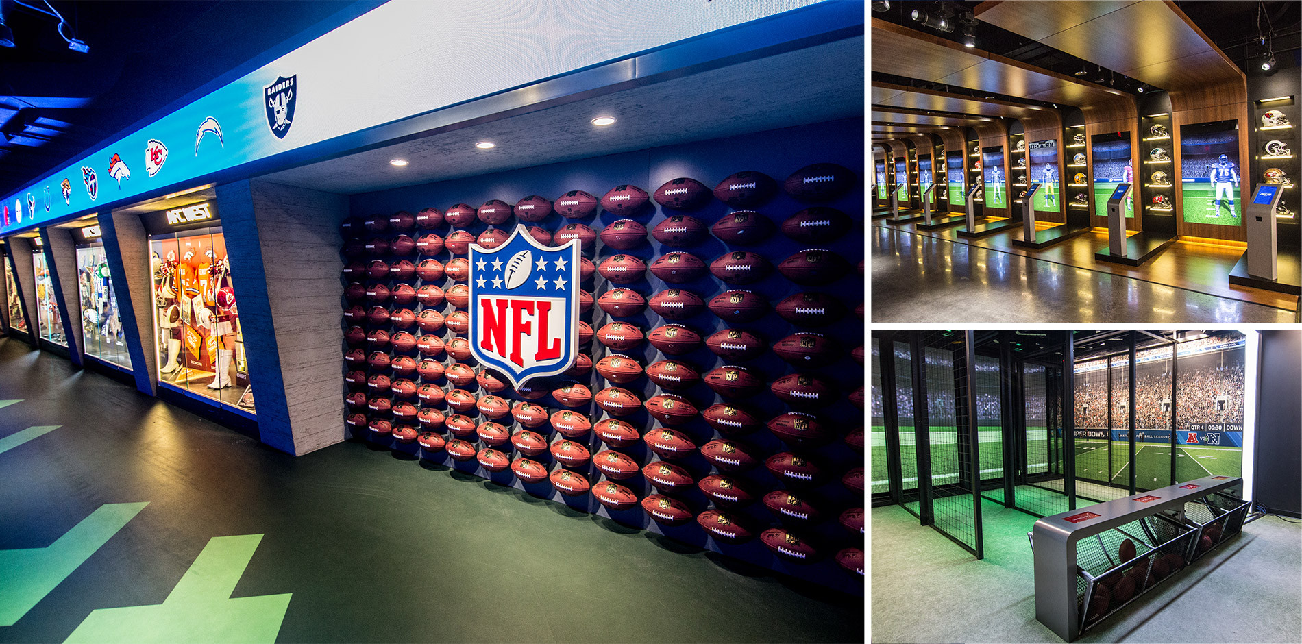 How Shawmut Brought the New Interactive NFL Experience to Times Square c22facf5e56c6