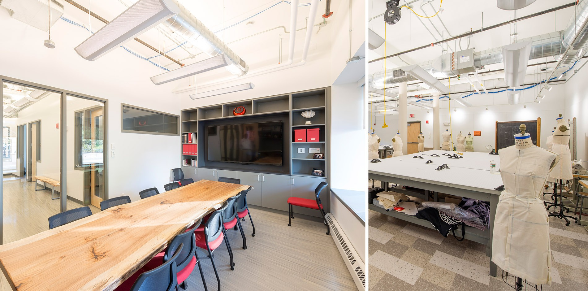 Shawmut Recently Completed The Multimillion Dollar Renovation Of 189 C Street Providence Ri New Home To Rhode Island School Design S Risd Arel